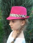 шляпа для девочки