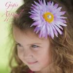 GIGIS фиолетовая ромашка Wisteria.
