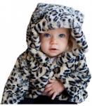 курточка леопард